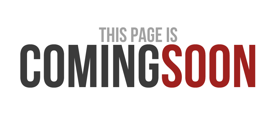This page is coming soon